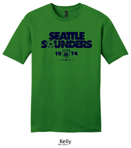 Seattle Sounders NASL 1974 Soccer Collection