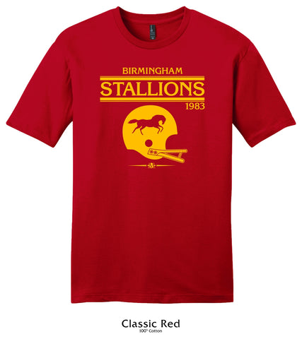 USFL Birmingham Stallions 1983 Collection