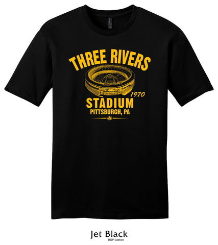 Three Rivers Stadium 1970 Pittsburgh Steelers Collection