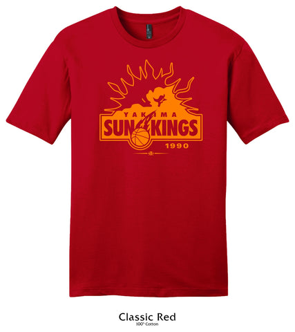 Yakima Sun Kings 1990 Basketball Collection