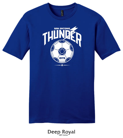 San Antonio Thunder NASL 1975 Soccer Collection
