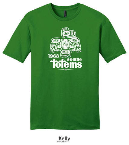 Seattle Totems 1968 Hockey Collection