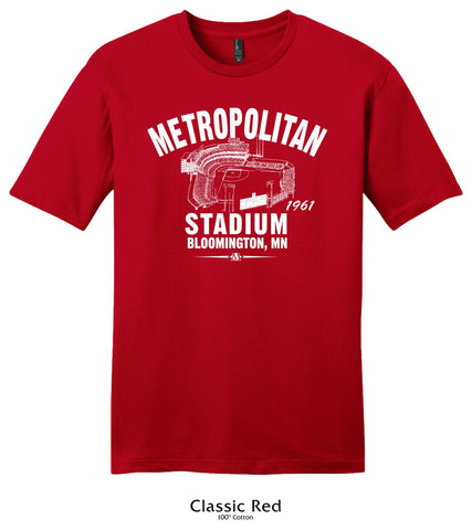 Metropolitan Stadium 1961 Minnesota Twins Collection