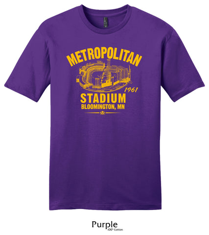 Metropolitan Stadium 1961 Minnesota Vikings Collection