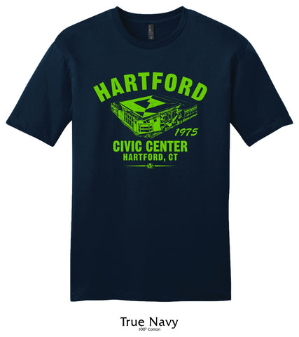 Hartford Center 1975 Hartford Whalers Collection