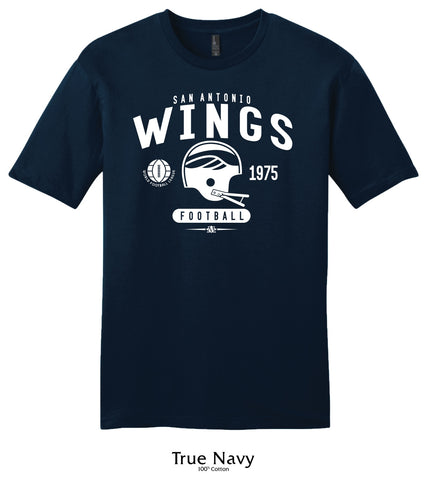 WFL San Antonio Wings 1975 Collection