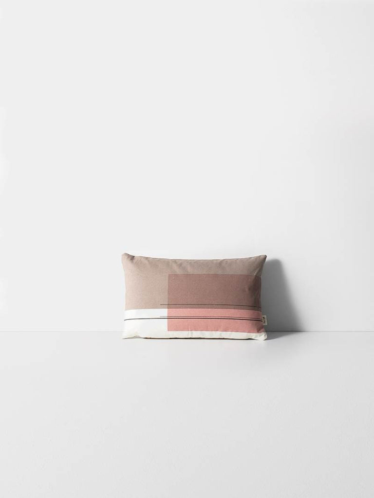Color Block Cushion 4