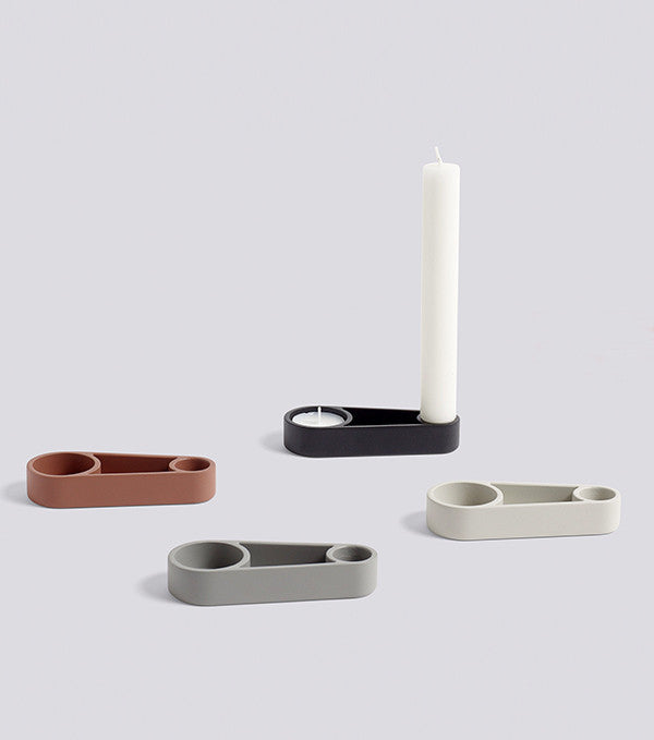 Kutter Candle Holder