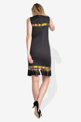 Zari Tassel Dress