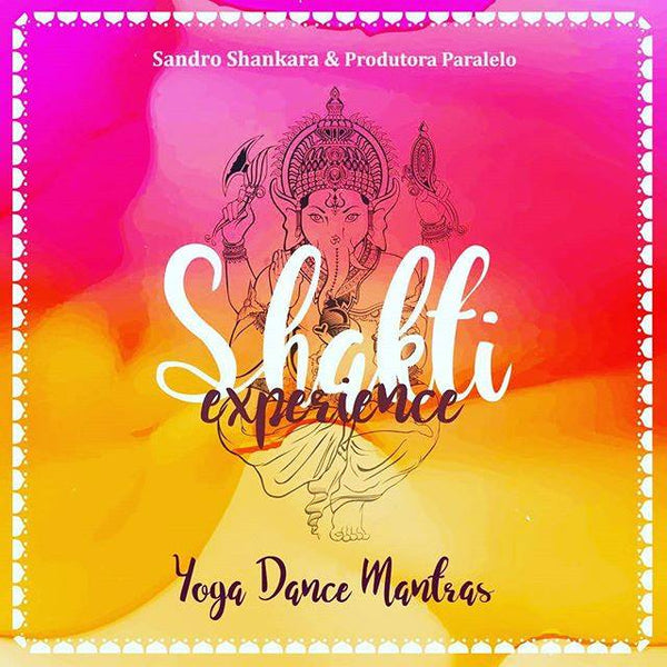 CD Yoga Dance Mantras - Sandro Shankara (DIGITAL)