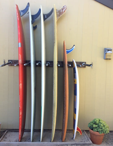Looking for some heavy lumber to rent?  Come by and check out our selection of 10' single fins