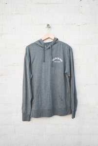 Arch Logo Lightweight Hooded Pullover