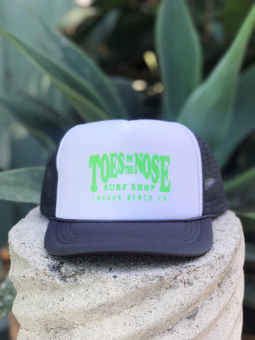 Youth Stretch Logo Trucker