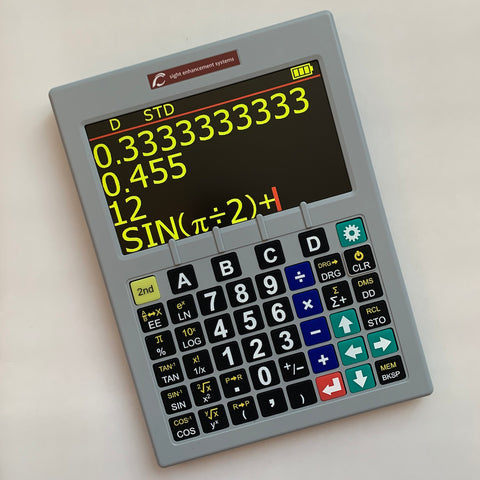 SciPlus-3200 <br/>Scientific Calculator