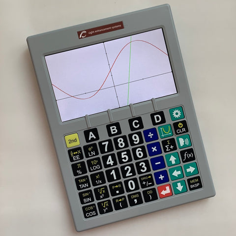 SciPlus-3500<br/>Graphing Scientific Calculator with Speech