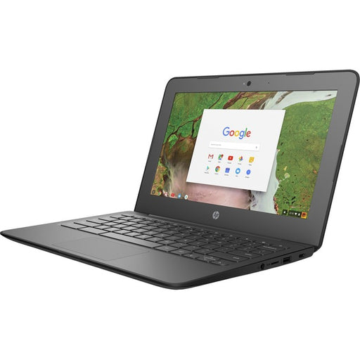 "HP Chromebook 11 G6 EE 11.6"" Chromebook - 1366 x 768 - Celeron N3350 - 4 GB RAM - 32 GB Flash Memory"