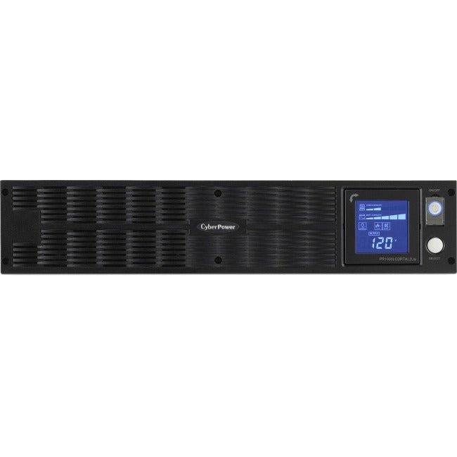 CyberPower Smart App Sinewave PR1000LCDRTXL2Ua 1000VA Rack-mountable UPS