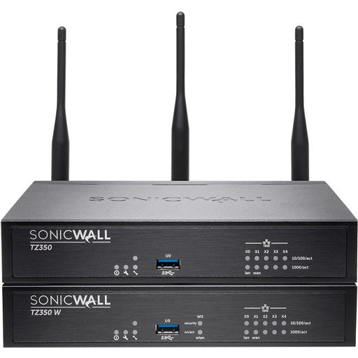 SonicWall TZ350W Network Security-Firewall Appliance