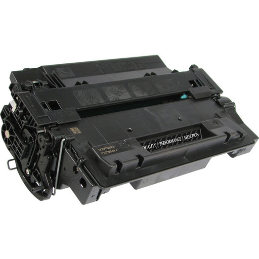 V7 Remanufactured High Yield Toner Cartridge for HP CE255X (HP 55X) - 12500 page yield