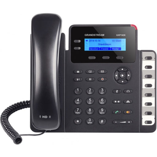 Grandstream GXP1628 IP Phone - Wall Mountable