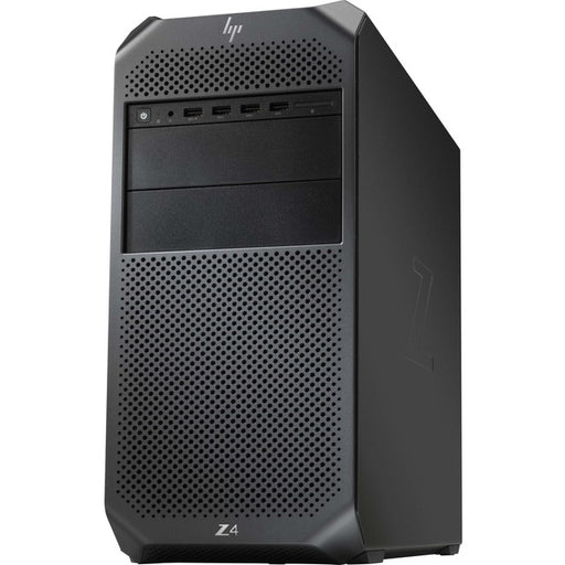 HP Z4 G4 Workstation - 1 x Core X-Series i9-10900X - 16 GB RAM - 512 GB SSD - Mini-tower - Black