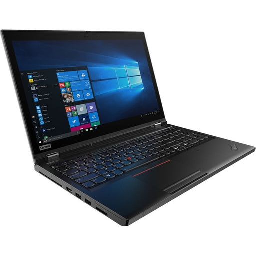 "Lenovo ThinkPad P53 20QN004AUS 15.6"" Mobile Workstation - 3840 x 2160 - Core i7 i7-9750H - 16 GB RAM - 512 GB SSD"