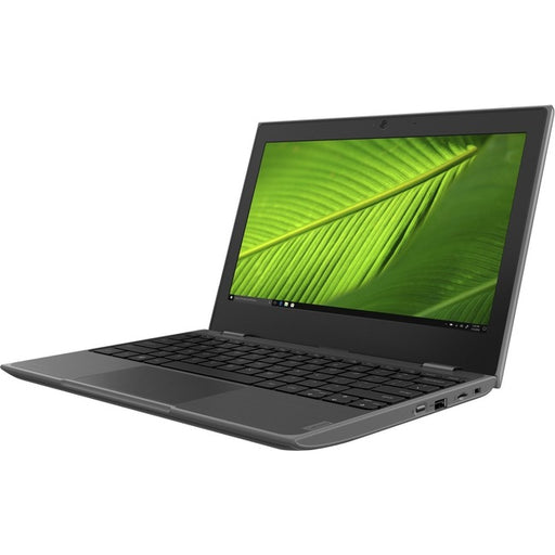 "Lenovo 100e Windows 2nd Gen 81M8000GUS 11.6"" Netbook - 1366 x 768 - Celeron N4100 - 4 GB RAM - 64 GB Flash Memory - Gray"