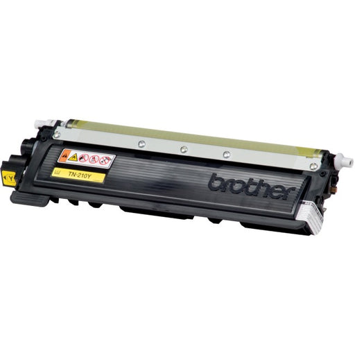Brother TN-210Y Original Toner Cartridge