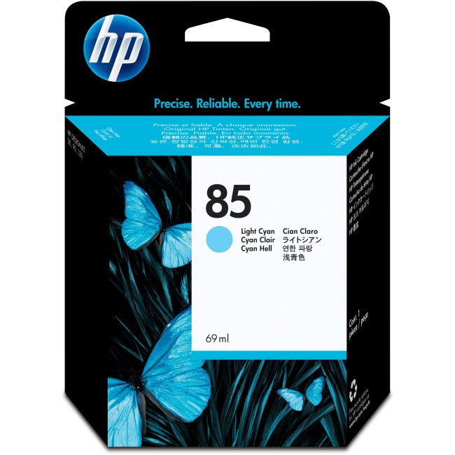 HP 85 Original Ink Cartridge - Single Pack