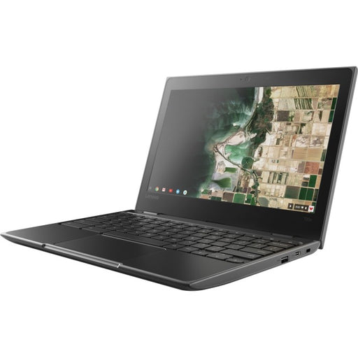 "Lenovo 100e 81ER0002US 11.6"" Chromebook - 1366 x 768 - Celeron N3350 - 4 GB RAM - 32 GB Flash Memory"