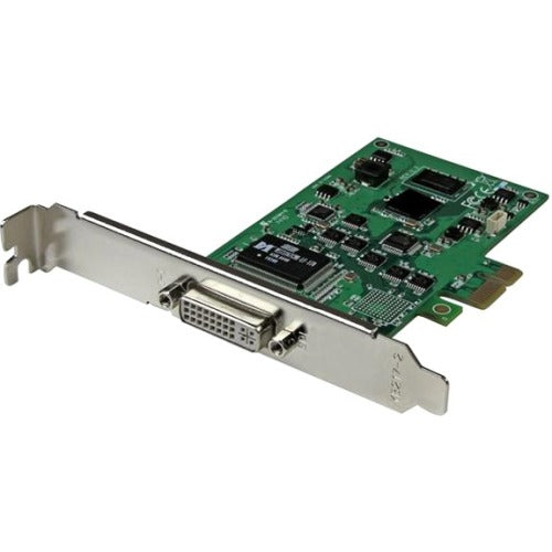 StarTech.com PCIe Video Capture Card - HDMI - DVI - VGA - Component - 1080p - Game Capture Card - HDMI Video Capture Card