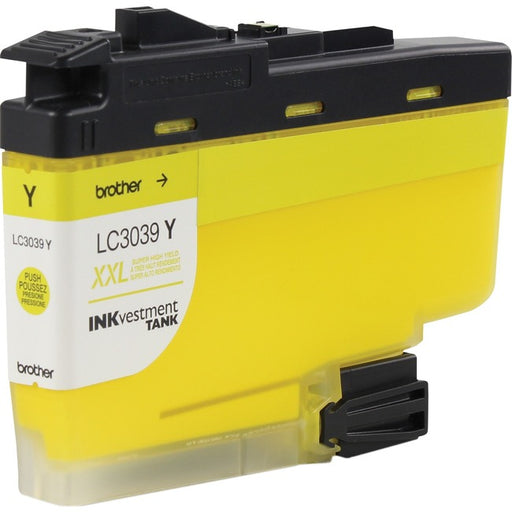 Brother LC3039YS Original Ink Cartridge - Single Pack - Yellow