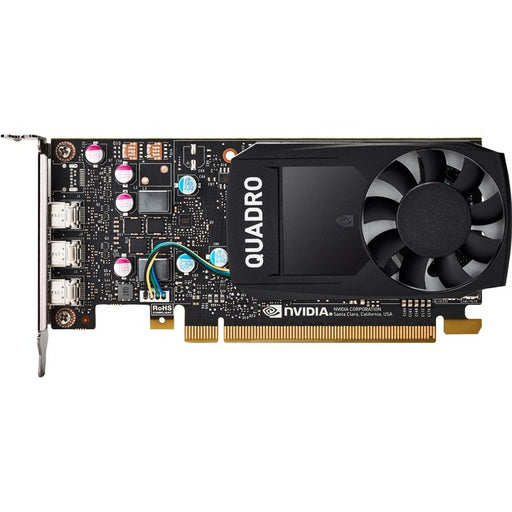 HP Quadro P4000 Graphic Card - 8 GB GDDR5