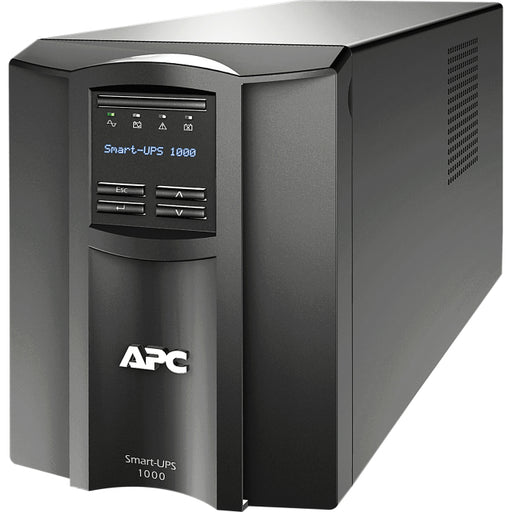 APC by Schneider Electric Smart-UPS SMT1000I 1000 VA Tower UPS