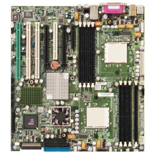 Supermicro H8DCi Workstation Motherboard - NVIDIA Chipset - Socket PGA-940