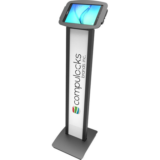 Compulocks Space BrandMe Galaxy Tab A Floor Stand