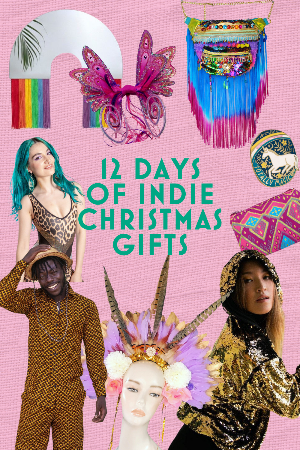 Colourful christmas ideas from independents