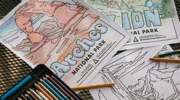 NPS Coloring Pages