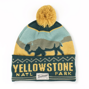 Yellowstone National Park Beanie