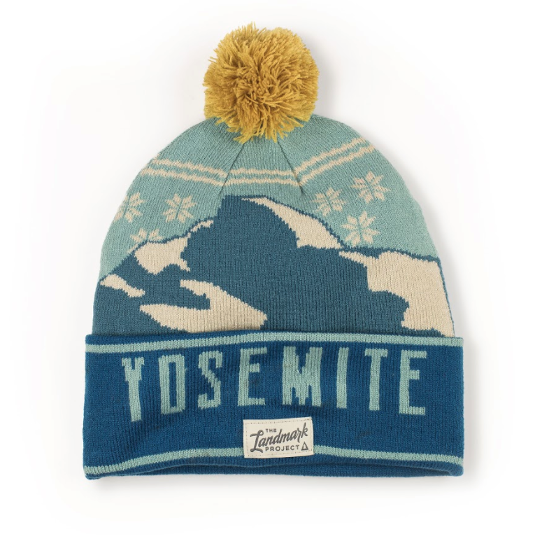 Yosemite National Park Beanie
