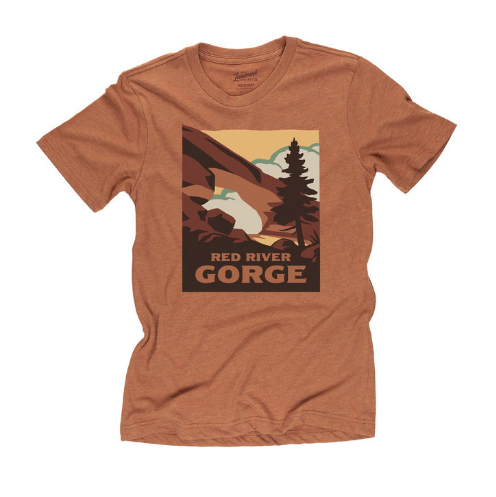 Red River Gorge Tee