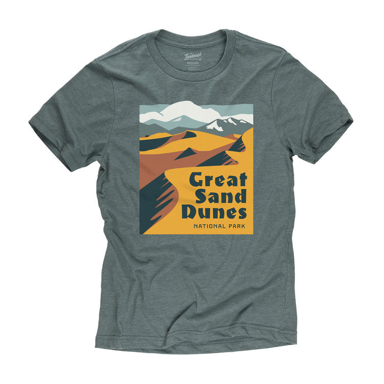Great Sand Dunes National Park Tee
