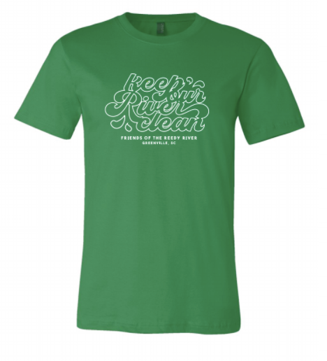 Keep Our River Clean Tee