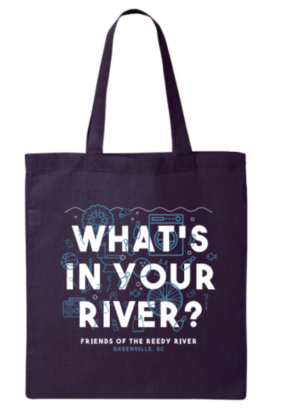 What's in Your River? - Tote