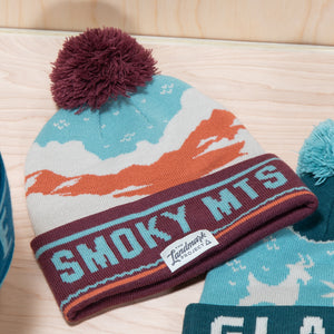 Smoky Mountains Beanie