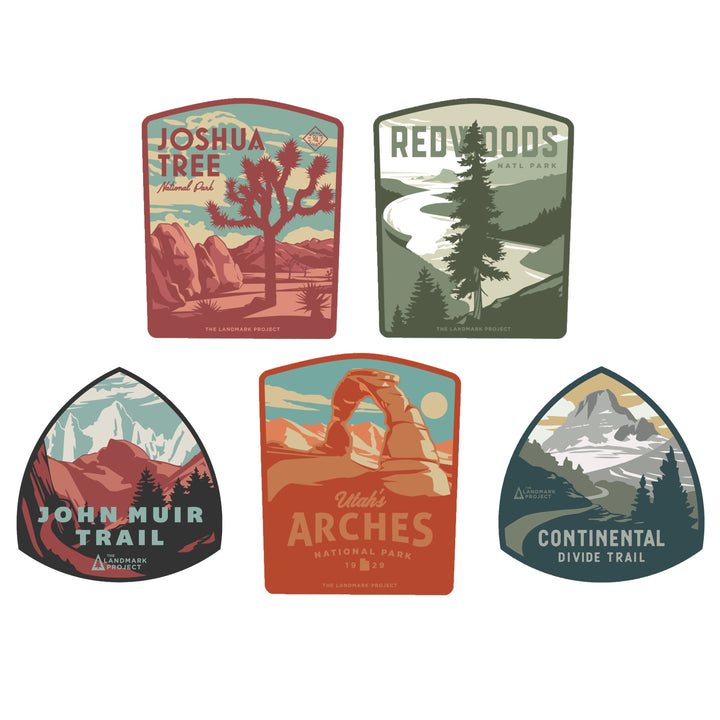 Great West Sticker Bundle