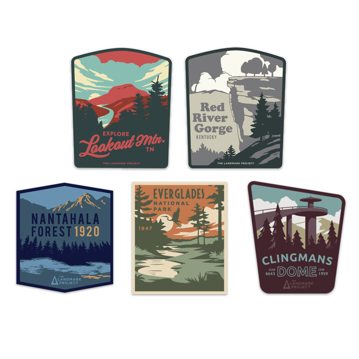 Southeast Sticker Bundle