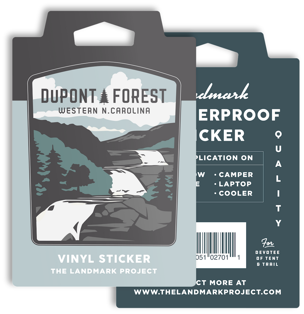 Dupont State Forest - Sticker
