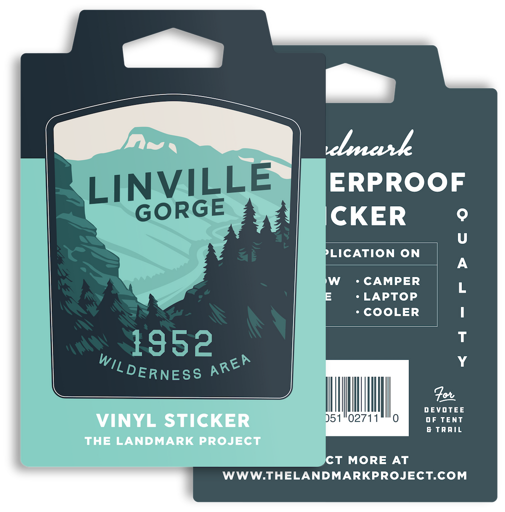 Linville Gorge - Sticker