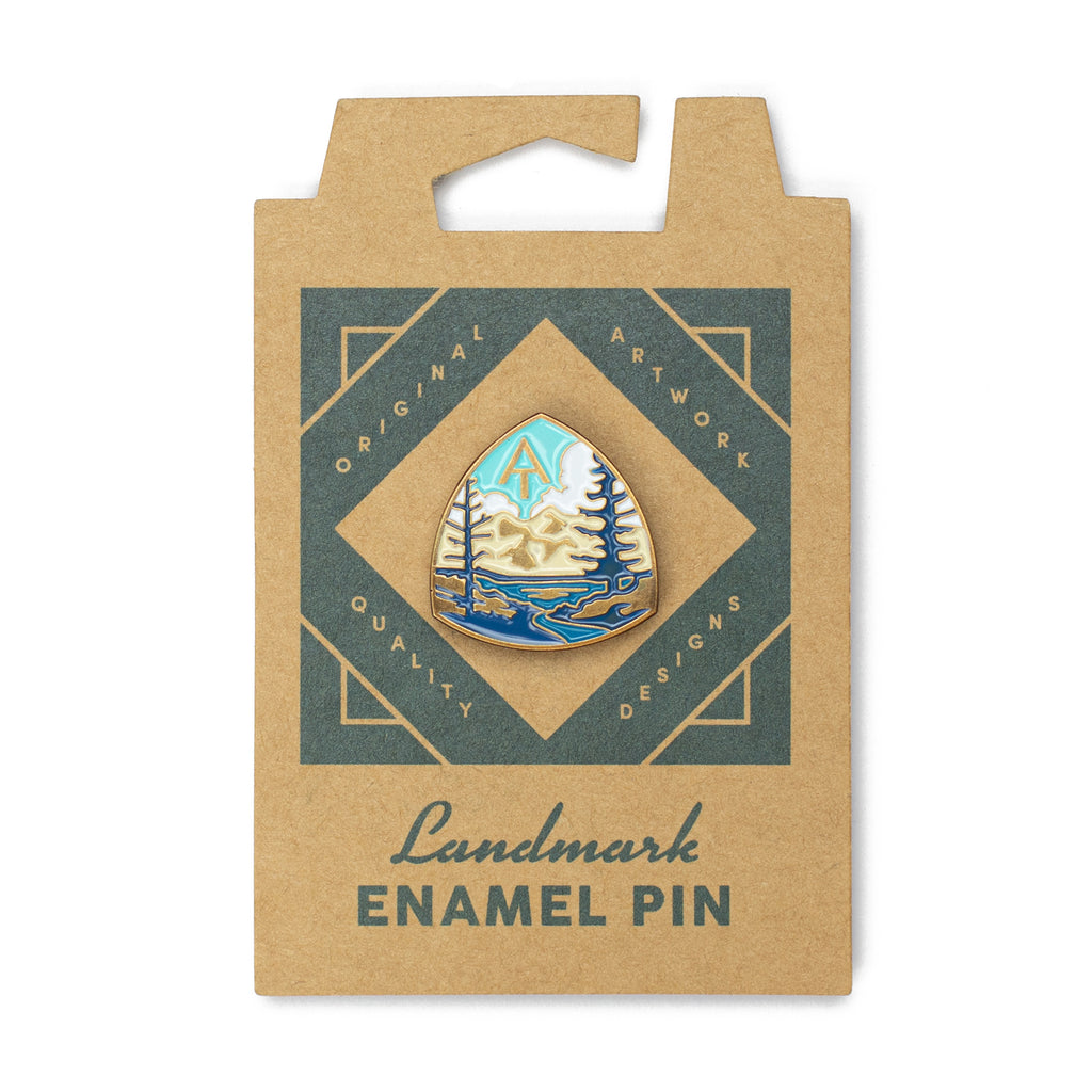 Appalachian Trail - Enamel Pin